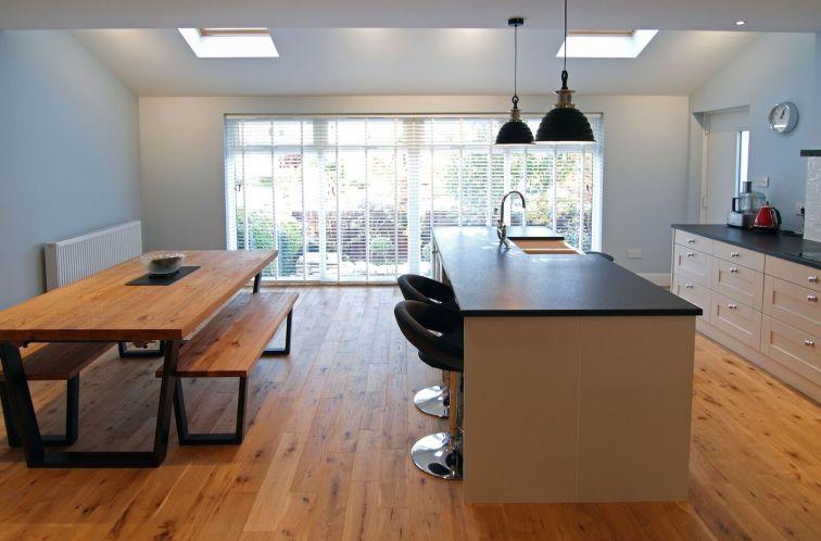 Open plan Kitchen/Dining extension