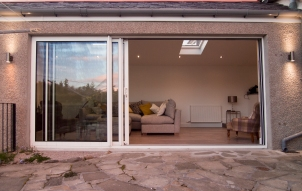Garage conversion and alterations