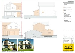 Planning Approved Elevations & Visuals
